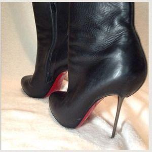 0eedde5b543c Christian Louboutin Shoes - Authentic Christian Louboutin Big Lips Bottie