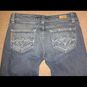 "Paige Brand Premium Denim ""Blue Heights"" Jeans"