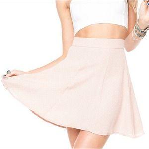 Brandy Melville Skirts - Brandy Melville floral skirt