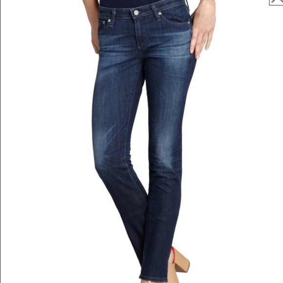 84% off AG Adriano Goldschmied Denim - 🎉SALE🎈AG Premiere Skinny ...