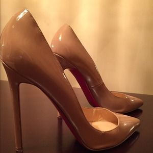 "Christian Louboutin ""Pigalle"" 120mm"