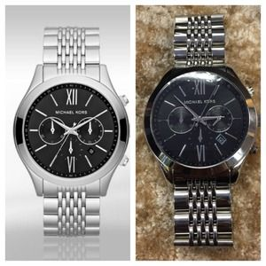 NWT MICHAEL KORS MENS WATCH