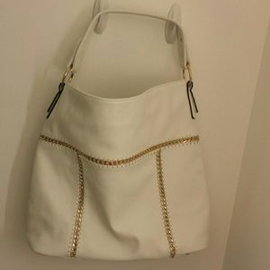 Handbags - Large White Handbag
