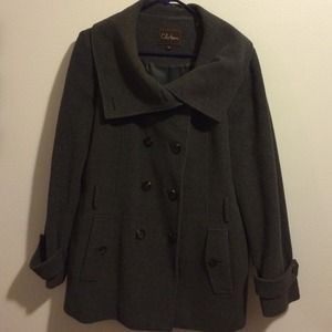 Cole Haan women's winter coat size 12