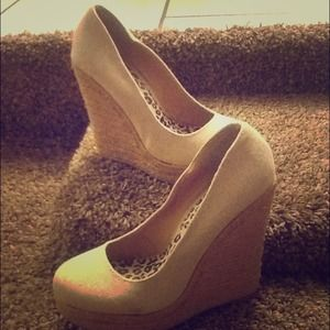SUPER CUTE WEDGES FOR SALE
