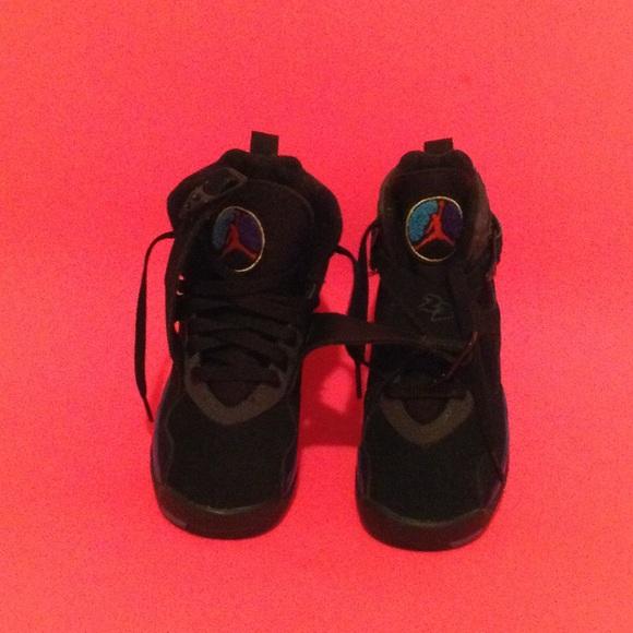 e8d203199 Jordan Shoes - Jordan Retro 8 Black