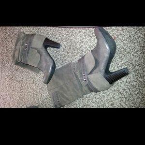 fergalicious high heeled boots