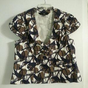 Mossimo Printed Blazer