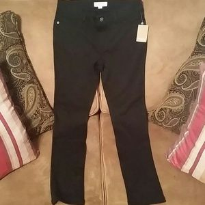 C'esttoi Pants - Brand New, Never Worn Black Knit Skinny Pants