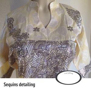 Dresses & Skirts - Cotton Indian dress