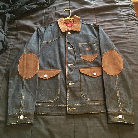 Evisu - Evisu Jean Jacket from Williamu0026#39;s closet on Poshmark