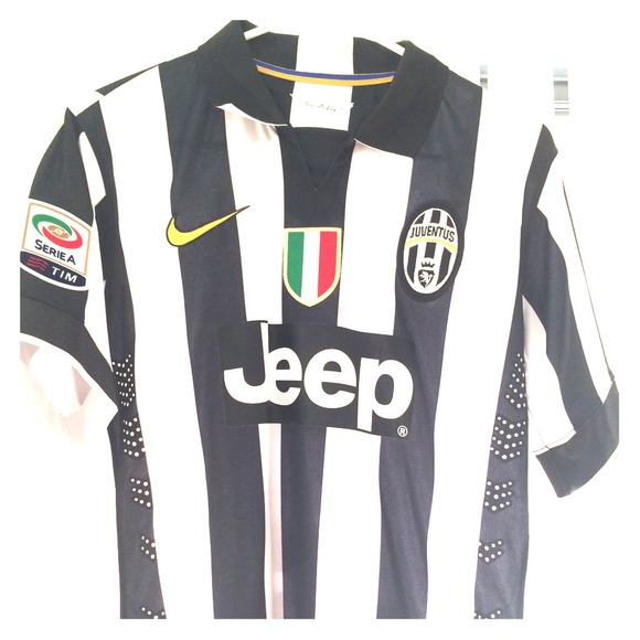 outlet store 8af01 ba59e Nike Juventus Pogba 6 14/15 authentic Jersey