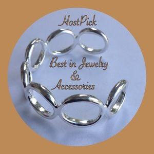 Circle Cuff Bracelet FINAL SALE