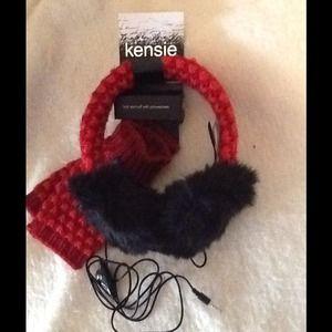 Kensie Tech Earmuffs and Hand Warmers❄️❄️
