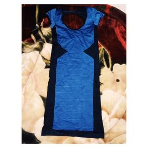 NWOT Bebe bodycon dress