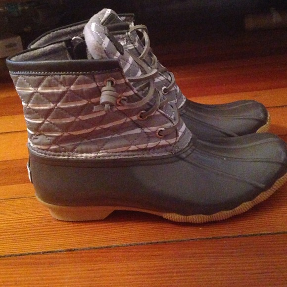 New Duck Boots By Sperry Top Sider