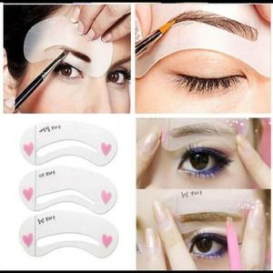 Accessories - eyebrow shaping cards