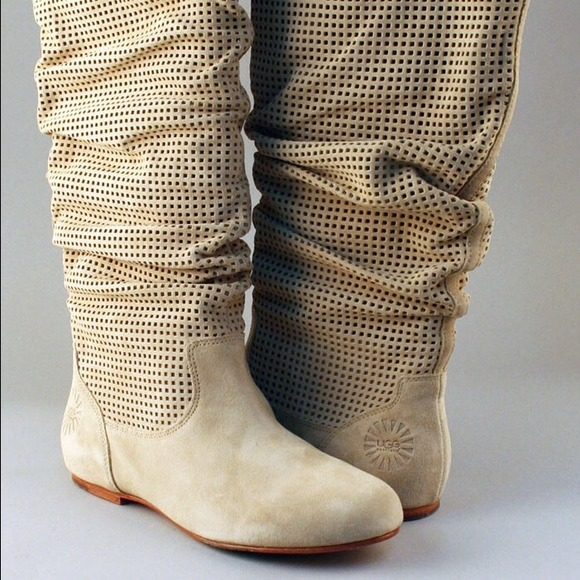 99 Off Ugg Boots 🎉hp🎉 New Ugg Australia Perforated
