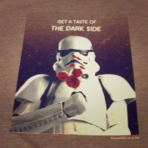 Disney Tops - Disney/Star Wars tshirt