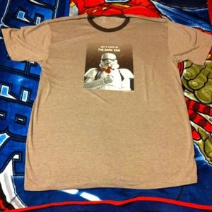 Disney Tops - Disney/Star Wars tshirt