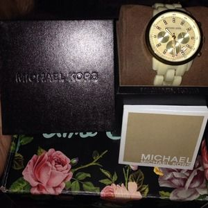 Authentic Michael Kors Watch