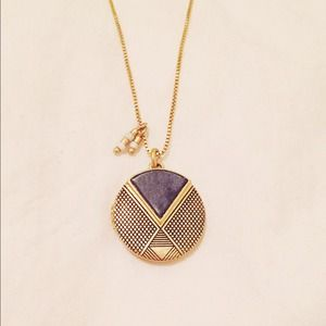 ❤️SOLD❤️Madewell Triangle Locket