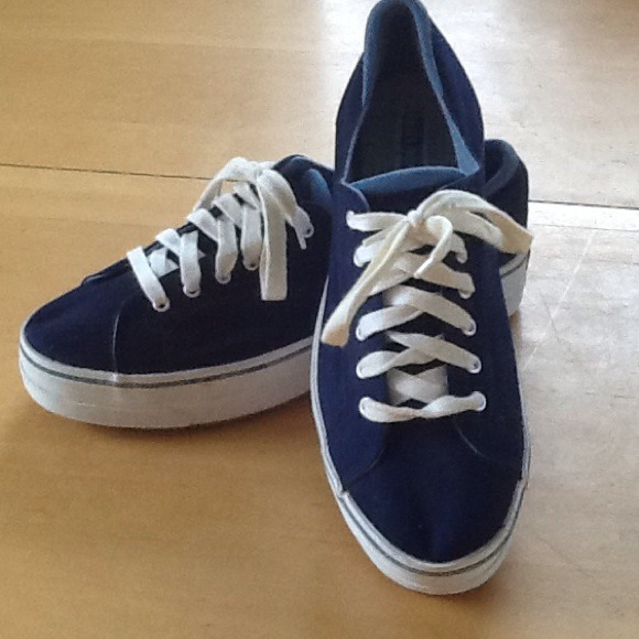 Keds Shoes   Keds Relaxed Fit Navy Blue