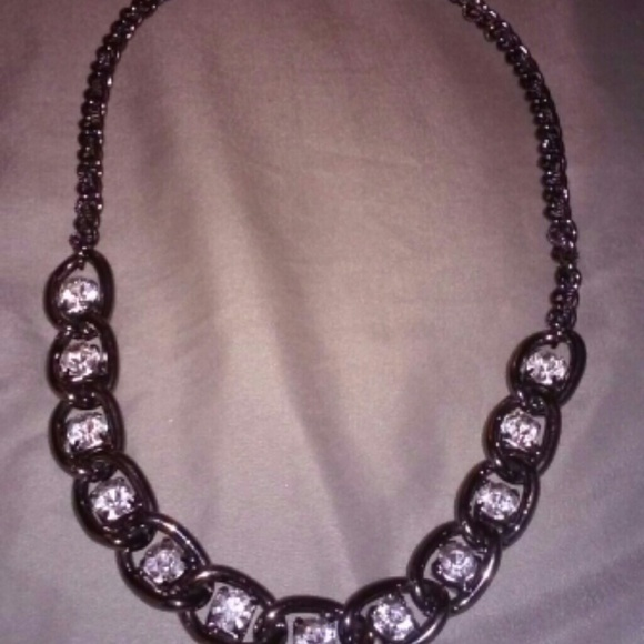 67 off vera wang jewelry vera wang necklace from amber