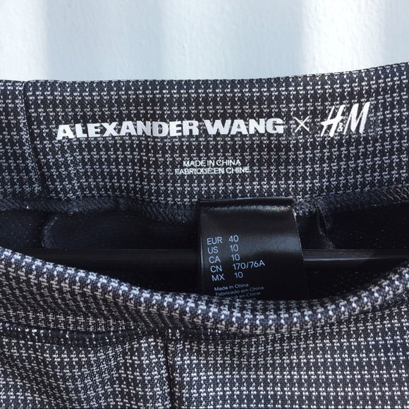 Alexander Wang H&m Reflective