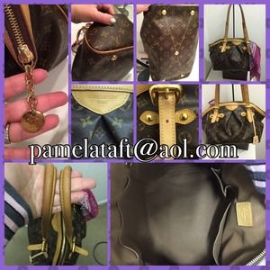 Louis Vuitton Handbags - Authentic Tivoli GM