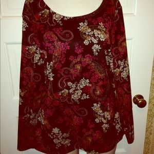 Tops - Casual Corner Annex woman knit top size 2x