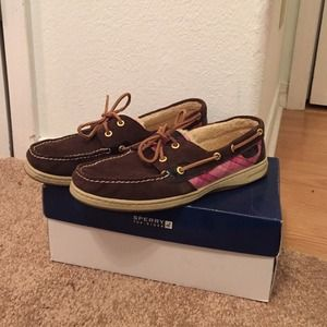 Sperry Top-Sider Shoes - Bluefish Sperry Topsiders