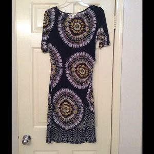 AA Studio Dresses & Skirts - 🎉🎉SALE🎉🎉 Multi Colored Graphic Dress