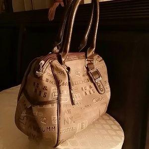 Cocoa Brown hand bag