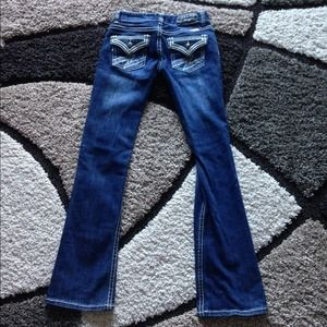 Jeans from the fort
