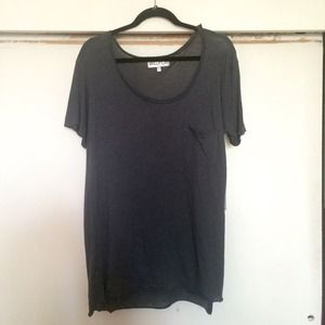Wildfox Couture Basic Pocket Tee