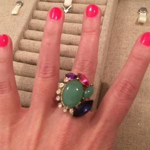 Color splash ring by BR