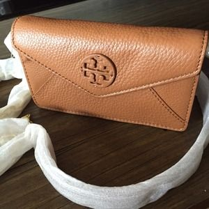 Tory Burch Stacked Envelope Crossbody