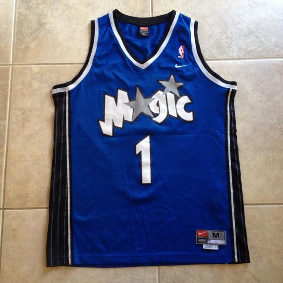 Tracy McGrady Orlando Magic Nike Swingman Jersey. M 54b979f23005273fe407fc24 328f6cb98