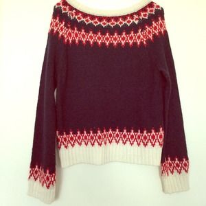 H&M Divided knit sweater