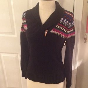 Ralph Lauren knitted sweater petite