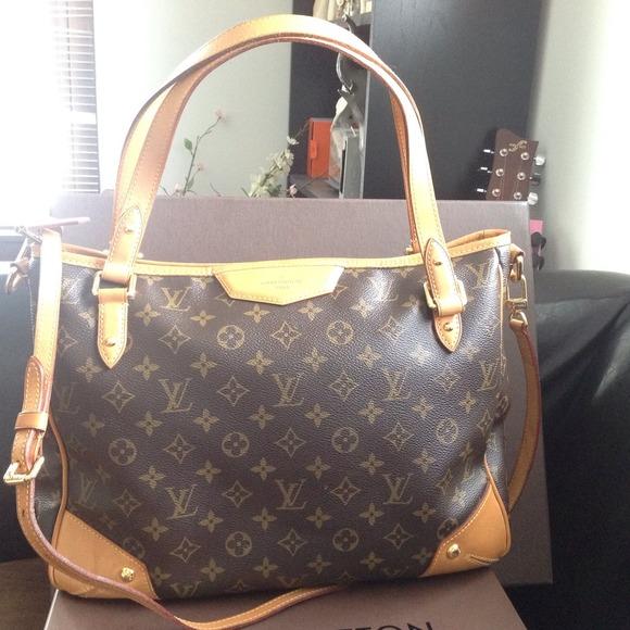 Louis Vuitton Bags Hold100 Authentic Estrela Mm Poshmark