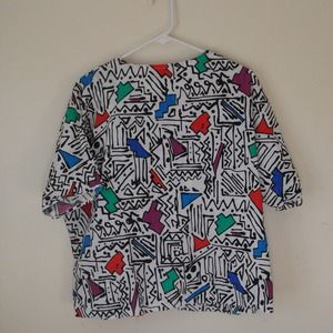Tops - NEW WAVE SHIRT