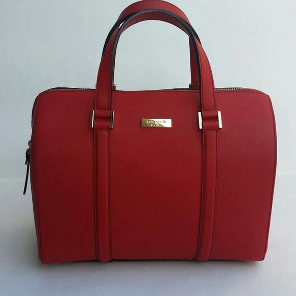 kate spade Bags   Newbury Ln Saffiano Cassie Bag Purse   Poshmark 489735115b
