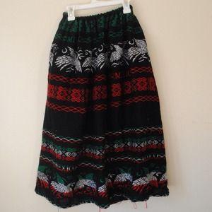 Dresses & Skirts - FUNKY MIDI SKIRT
