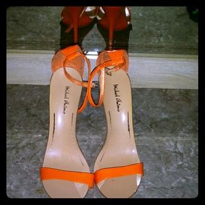 Pair of Michael Antonio heels