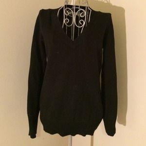 Worn Once Black Sweater