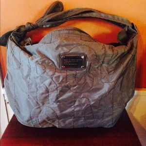Marc by Marc Jacobs nylon hobo