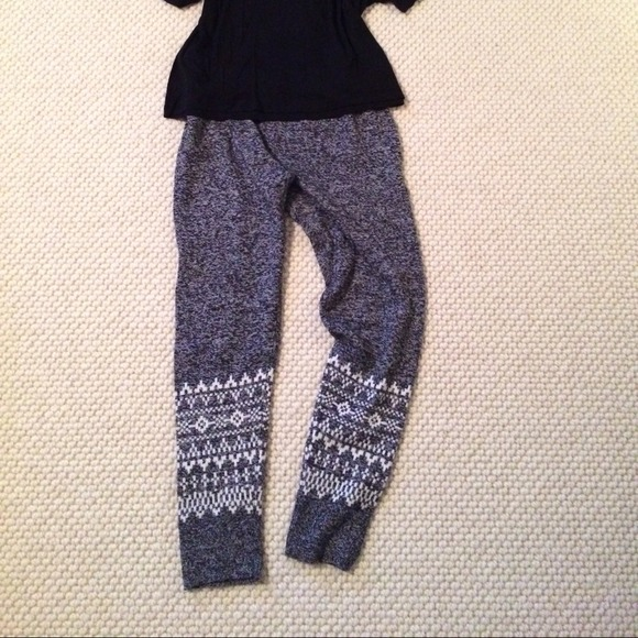 Gap Body Knit Leggings NWT From Katie