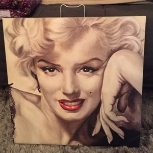 Other - Marilyn Monroe wall picture